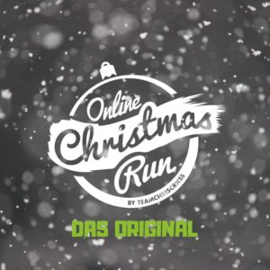 Online Christmas Run 2020 Das Original