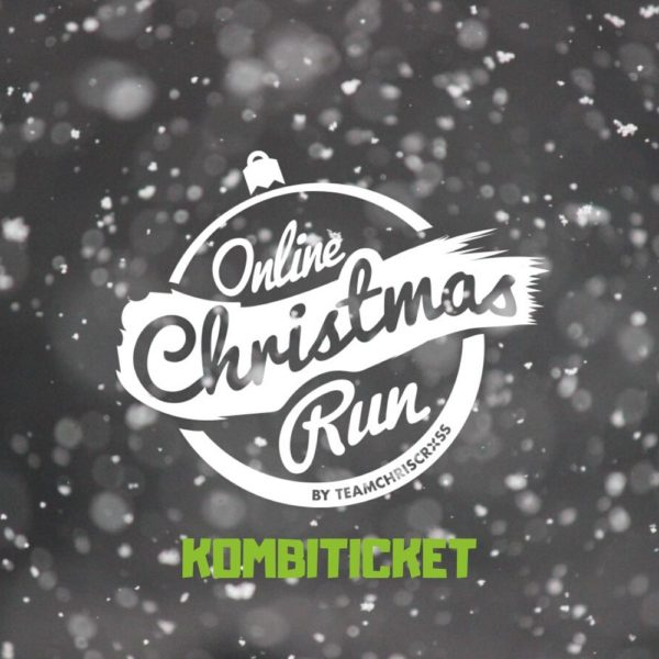 Online Christmas Run 2020 Kombiticket